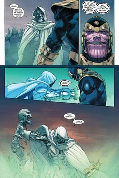 Why Dr. Doom is the best
