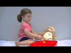 Autism Video Modelling to Teach Play Skills: Doctors - YouTube