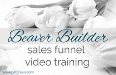 Want Landing Page Software that Doesn't Cost Hundreds of Dollars Every Year? It's not as impossible as it sounds! If you already know you want to start learning exactly how to use Beaver Builder, enter your