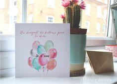 freebies_carte_ballons_bouquet_aquarelle_je_t_aime_gratuit_card_balloon_watercolor_happy_chantilly