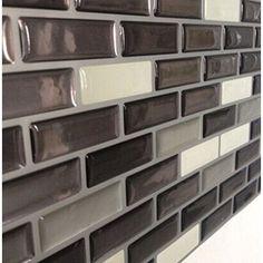 PS00001 Pared pegatinas de PVC para los azulejos para baño y cocina Stickers design - Azulejos fantasía - 24 azulejos 20x20 cm