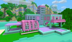 Girl Craft texture pack