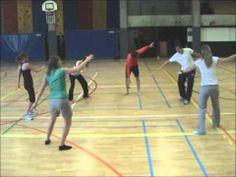 Zee van sporten 2011 deel 1: dansjes kleuter