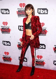 2016 iHeartRadio Music Awards  Zendaya