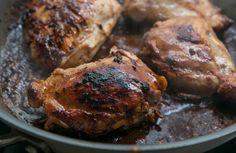 Olympic Korean Seoul chicken recipe