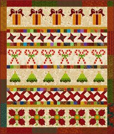 Free Quilt Patterns (Full Instructions and Illustrations): Christmas Quilt Patterns and Projects