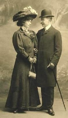 brief encounter 1897 Is this the kind of couple my great grandparents were or more unconventional?