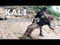 Filipino Martial Arts Takedown Techniques - Arnis, Kali, Escrima: - YouTube