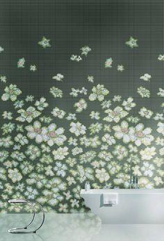 Mosaico+ | VETRINA  #mosaic #mozaïek #tiles #tegels  http://tegels.nl/6810/tegels/casalgrande-%28re%29/mosaico+.html