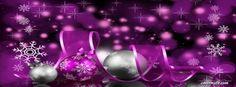 Purple Decos Facebook Cover