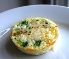 Egg White Veggie Bites