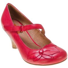 Miz Mooz Women's Petal Mary Jane Pump Shoe | Infinity Shoes