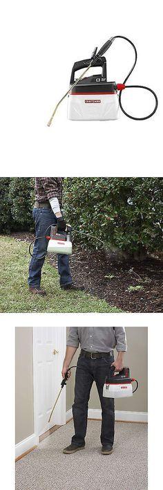 Garden Sprayers 178984: Craftsman 19.2V C3 Chemical Sprayer Lawn And Garden 74389 -> BUY IT NOW ONLY: $200 on eBay!