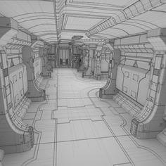 Dan Brown CGI | Sci-fi Art: February 2014