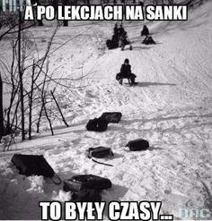 Kiedyś to były zimy! Poland Country, Visit Poland, Native Country, My Heritage, Warsaw, Old Photos, Childhood Memories, Nostalgia, The Past