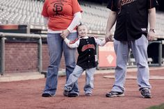 www.jaimemartinphotography.com Family session at the Ballpark;)