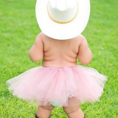 Baby cowgirl