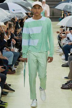 Kenzo Spring 2015 Menswear Collection - Vogue