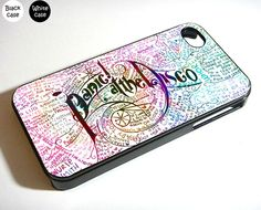 Panic At The Disco Lyric Case for iPhone 4 5 6 plus 6s 6s plus Samsung S Case   #iPhone #Samsung #HTC #iPod #case #cover #skin #magcon #fob # nike #harry #potter #fob #5sos #custom #gift #1D #logo #quote #band