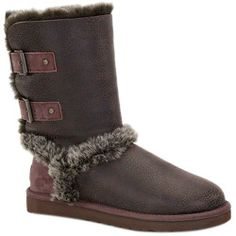 Daily Review - UGG Skylah Boot - Womens Chocolate (Twinface) , 6.0