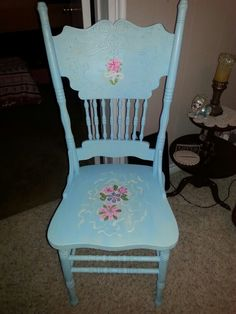 My first chalk paint project