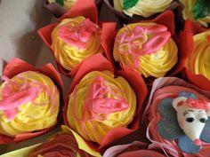 Angelina Ballerina Cupcakes