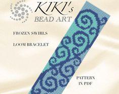 Halloween SALE Bead Loom pattern Cute cats LOOM от KikisBeadArts