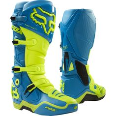 Shop for Boots, like Fox Racing Instinct Moth LE Boots at Rocky Mountain ATV/MC. We have the best prices on dirt bike, atv and motorcycle parts, apparel and accessories and offer excellent customer service. Motocross Store, Motocross Gear, Bmx, Dirt Scooter, Dirt Bike Gear, Mx Boots, Fox Racing, Boots Online, Air Jordans