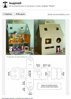 Ideas para hacer juguetes caseros (FOTOS)