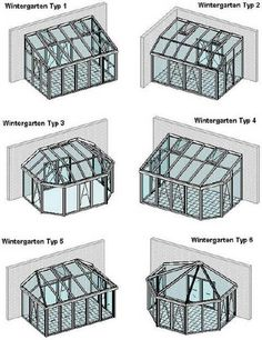 shapes Conservatory roof shapes Conservatory roof shapes Зимний сад изготовление в Петербурге Conservatories Conservatory Roof, Conservatory Interiors, Roof Shapes, Glass Room, Marquise, House Extensions, Glass House, Winter Garden, Exterior Design