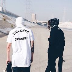 Violence Ordinaire #Desillusion X @globebrand  First capsule collection available at selected store & online on http://store.dslmag.com
