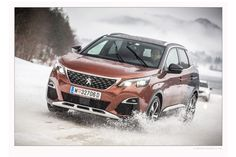 Peugeot 3008 Wintertest - Chic mit Grip Peugeot 3008, Euro, French, Chic, Vehicles, Branding, Shabby Chic, French People, Rolling Stock