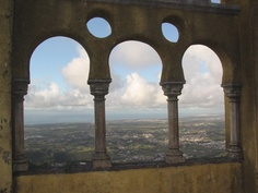 View from Sintra balcony, photo by LBWestlake