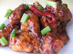 15 The Best Chicken Recipes - Tso's Chicken Recipe
