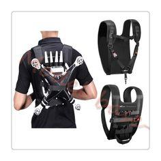 New !! Helicopter Accessory NEOpine Superior Portable Backpack Belt / Shoulder Harness / Shoulder Straps for DJI Quadcopter