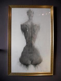 Bogusz Salwinski, Sacra humanum - desen, sculptura @ Galeria Autorska Jana Siuty (1)