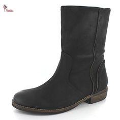 HILFIGER ELINE 8N EN56818000990 femmes Bottes, noir 36 EU - Chaussures tommy hilfiger (*Partner-Link)