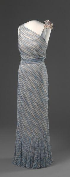 Dress, WW Reville-Terry Ltd.,   1935.