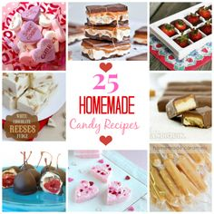 25 Homemade Candy Recipes That'll Satisfy Any Sweet Tooth