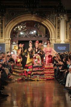 Traje de Flamenca - Raquel-Teran - We-love-flamenco-2014-