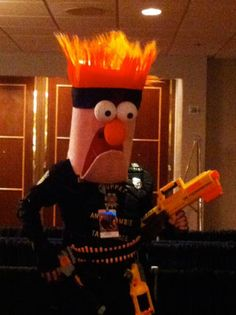The 12 Most Jarring Homemade Muppet Costumes