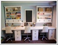 Multi functional playroom