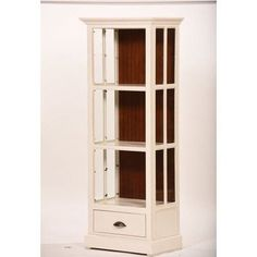 "Eagle Furniture Manufacturing West Winds 71"" Standard Bookcase Back Panel Finish: Caribbean Rum, Frame Finish: Burnt Cinnamon"