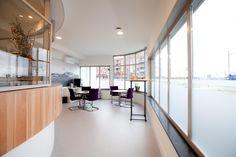 Interieur Praktijk Welschap na renovatie door Broeren|Das Bouwbedrijf
