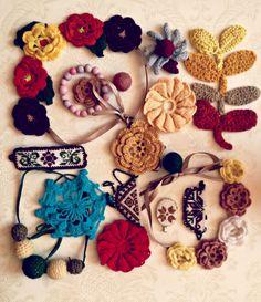 Crochet Earrings, Facebook, Jewelry, Jewlery, Jewels, Jewerly, Jewelery, Accessories