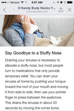 helpful home remedy hacks to help you sleep with a stuffy nose natural ways to get to sleep. Black Bedroom Furniture Sets. Home Design Ideas