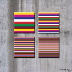 Saekdong Korean Stripes on Behance Textures Patterns, Color Patterns, Color Schemes, Korean Colors, Korean Art, Color Balance, Korean Traditional, Mark Rothko, Traditional Paintings