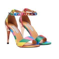 69,90EUR Pumps High heels bunt mit Nieten