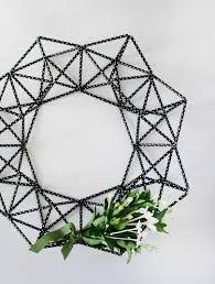 himmeli wreath - Google Search