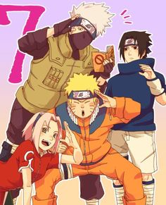 Find images and videos about naruto, sakura and sasuke on We Heart It - the app to get lost in what you love. Anime Naruto, Naruto And Sasuke, Naruto Shippuden, Naruto The Last, Naruto E Boruto, Naruto Cute, Sakura And Sasuke, Sasunaru, Sakura Haruno
